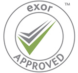 EXOR Accredited